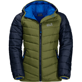 Jack Wolfskin K Zenon Jacket Kids cypress green